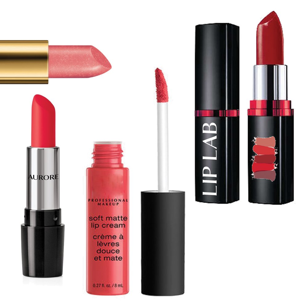 lipstick printing